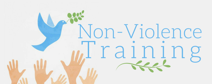 Non-Violence Training